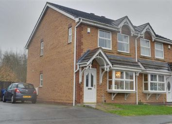 Thumbnail 3 bed semi-detached house to rent in Walters Green Crescent, Golborne, Warrington