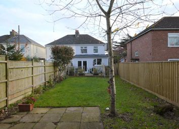 Thumbnail 3 bed semi-detached house for sale in Park Avenue, Plymstock, Plymouth, Devon