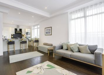 Thumbnail 1 bed flat to rent in William Morris Way, London