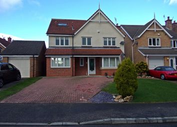 Thumbnail 5 bed detached house for sale in O'neill Drive, Peterlee