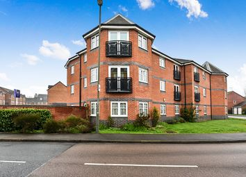 Thumbnail 2 bed flat to rent in Rothwell House, Otter Street, Derby
