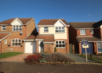 Thumbnail 3 bed link-detached house for sale in Huntsmill, Fulbourn, Cambridge