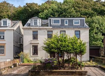 Thumbnail 2 bed flat for sale in Albert Road, Gourock, Inverclyde