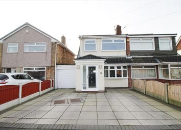 Thumbnail 3 bed property for sale in Hesketh Drive, Liverpool