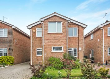 Thumbnail 4 bed detached house for sale in Claydown Way, Slip End, Luton
