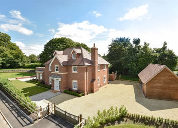 Thumbnail 5 bed detached house for sale in Romsey Road, Winchester, Hampshire
