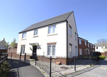 Thumbnail 4 bedroom detached house for sale in Regent Close, Brockworth, Gloucester