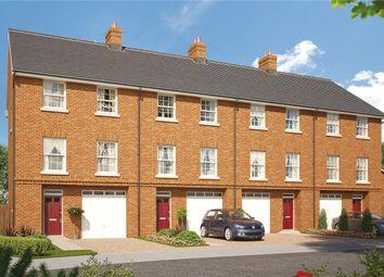 Thumbnail 3 bedroom terraced house for sale in Birch Gate, Silfield Road, Wymondham, Norfolk