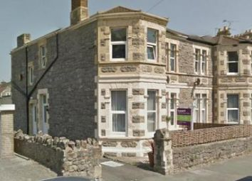 Thumbnail 2 bed flat to rent in A Severn Road, Weston-Super-Mare