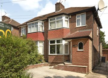 3 bed semi-detached house for sale in Fountains Crescent, Southgate, London N14