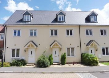 Thumbnail 4 bed terraced house to rent in Castle Well Drive, Old Sarum, Salisbury