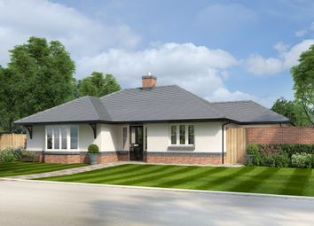 Thumbnail 3 bedroom detached bungalow for sale in Ledbury Road, Ross-On-Wye, Herefordshire