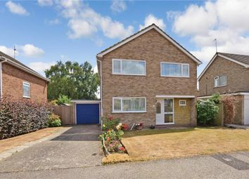 Thumbnail 4 bed detached house for sale in Sidney Cooper Close, Canterbury, Kent