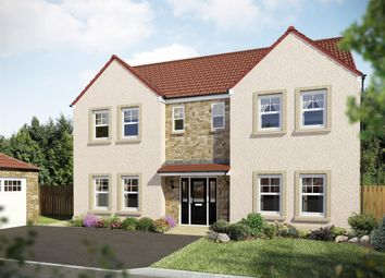 "Thumbnail 5 bed detached house for sale in ""The Houston "" at Geesmuir Gardens, Falkirk"