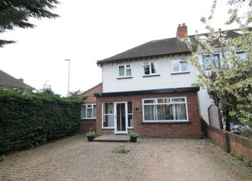 Thumbnail 3 bed end terrace house to rent in Park Road, Kingston Upon Thames