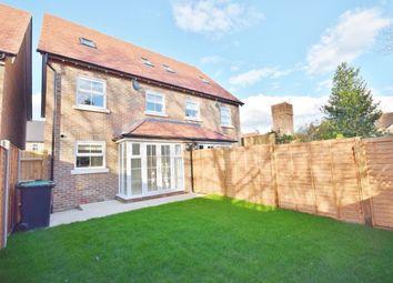 Thumbnail 4 bed detached house to rent in Crawley Hobbs Close, Debden Road, Saffron Walden