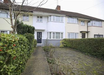 Thumbnail 3 bed terraced house for sale in Devonshire Road, Mill Hill, London