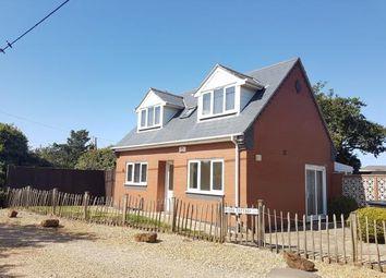 Thumbnail 3 bed detached house for sale in Old Hunstanton, Kings Lynn, Norfolk