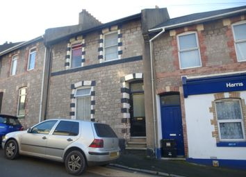 Thumbnail 3 bed terraced house for sale in Princes Road, Torquay