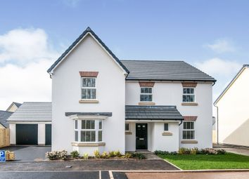 Thumbnail 5 bed detached house for sale in Sandy Place, Tiverton