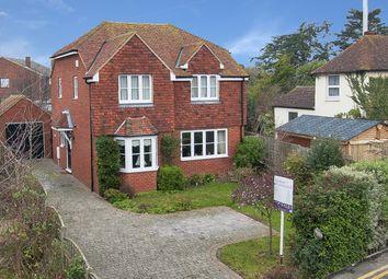 Thumbnail 3 bed detached house for sale in Reculver Road, Beltinge, Herne Bay, Kent