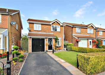 Thumbnail 3 bed detached house for sale in Rowan Lea, Chatham, Kent