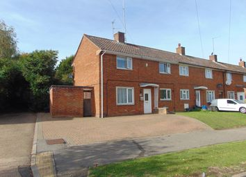 Thumbnail 2 bedroom semi-detached house for sale in East Oval, Northampton