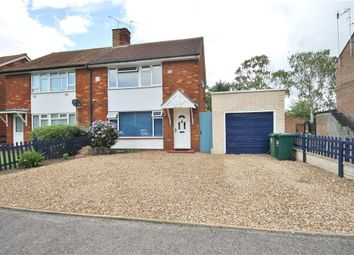 Thumbnail 3 bed end terrace house for sale in St. Annes Avenue, Stanwell, Staines-Upon-Thames, Surrey