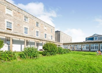 Thumbnail 1 bed flat for sale in Craigie Drive, Stonehouse, Plymouth