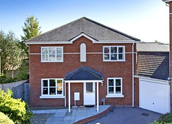 4 bed link-detached house for sale in Horseguards, Exeter EX4