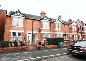 Thumbnail 2 bed terraced house to rent in Salcombe Road, Newbury