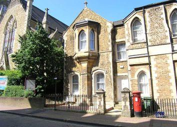 Thumbnail 2 bed flat to rent in Grosvenor Road, Aldershot