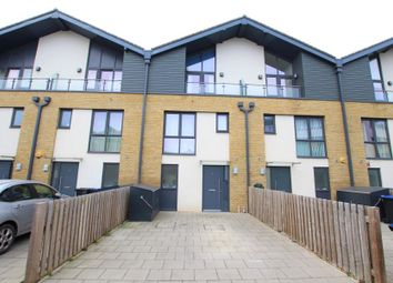 Thumbnail 3 bed terraced house to rent in Sycamore Avenue, Woking