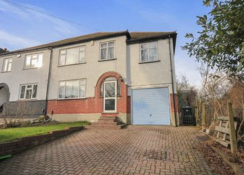 Thumbnail 4 bed semi-detached house for sale in Mounthurst Road, Hayes, Bromley
