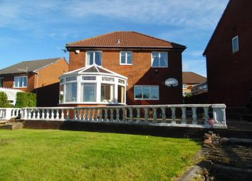 Thumbnail 4 bed detached house to rent in Azalea Park, Dowlais, Merthyr Tydfil