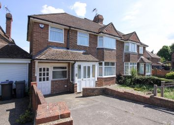 Thumbnail 4 bed semi-detached house for sale in Cherry Garden Road, Canterbury