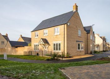 Thumbnail 4 bed detached house for sale in Bourton Chase, Bourton On The Water, Gloucestershire