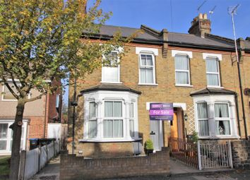 Thumbnail 3 bed terraced house for sale in Elmhurst Road, Enfield