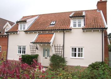 Thumbnail 3 bed semi-detached house for sale in Chandlers Way, Aldringham, Leiston