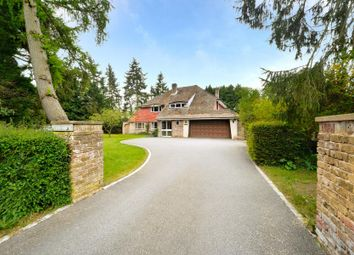 Thumbnail 4 bedroom detached house for sale in Park Road, Stoke Poges, Slough