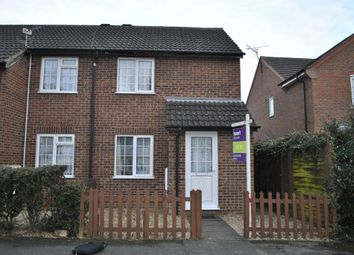 Thumbnail 2 bed town house to rent in Edward Close, Oadby