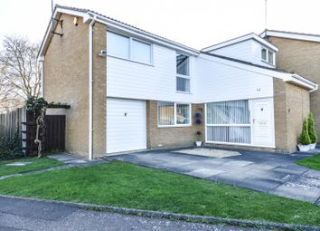 Thumbnail 4 bedroom detached house for sale in Hyholmes, Bretton, Peterborough