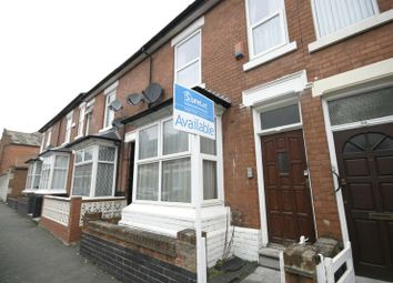 Thumbnail 3 bedroom terraced house to rent in Willn Street, Derby