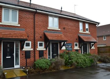 Thumbnail 2 bed terraced house to rent in Pach Way, Fernwood, Newark
