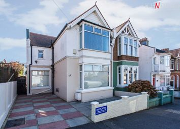 Thumbnail 4 bedroom semi-detached house for sale in Queens Park Rise, Brighton