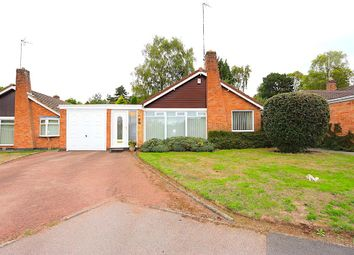 Thumbnail 3 bed detached house for sale in Hewitt Drive, Kirby Muxloe, Leicester