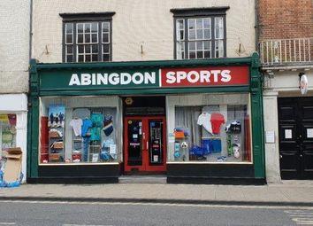 Thumbnail Retail premises for sale in High Street, Abingdon