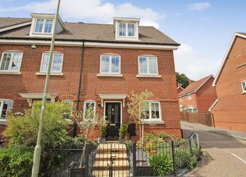 Thumbnail 3 bed town house to rent in Princess Louise Square, Alton