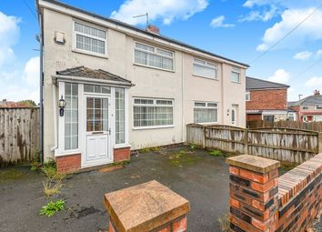 Thumbnail 3 bed semi-detached house to rent in Ash Grove, Prescot