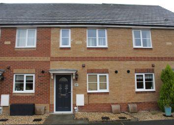 Thumbnail 2 bed terraced house to rent in Ffordd Y Glowyr, Betws, Ammanford